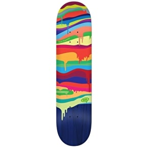 Real Davis The Melting Skateboard Deck - 8.18