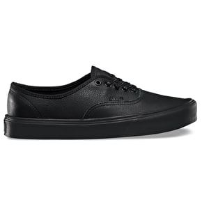 Vans Authentic Lite Shoes - Black/Black