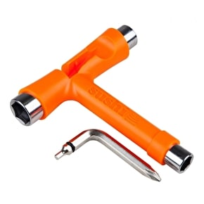 Sushi Ultimate Ninja T Skateboard Tool - Orange