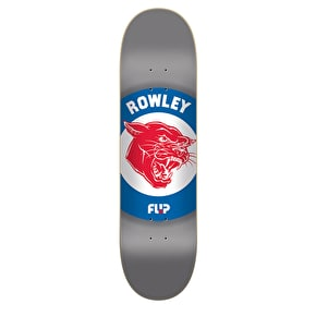 Flip Skateboard Deck - Wildcat Rowley Grey 8.25