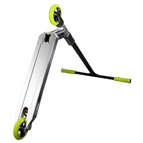 Blazer Pro x UrbanArtt Custom Scooter - Chrome/Black/Green