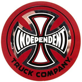 Indy Truck Co Foil Skateboard Sticker - 3