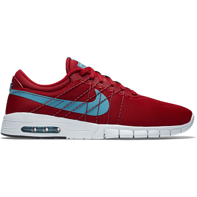 Nike SB Koston Max Shoes - University Red/Omega Blue