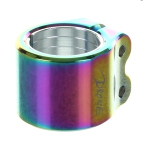 Drone Contrast Double Collar Clamp - Neochrome