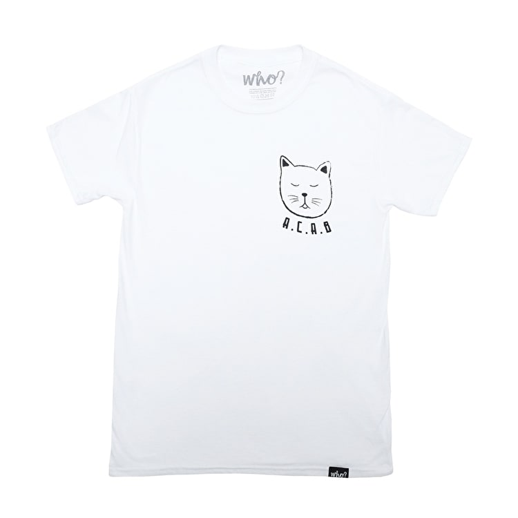 Who? All Cats Are Beautiful T-Shirt