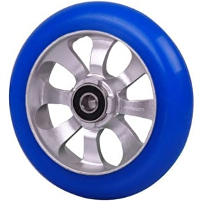 Fasen 8 Spokes Wheel 110mm Silver Blue