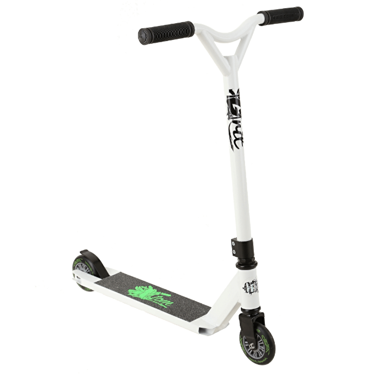 Grit 2017 Atom Complete Scooter - White