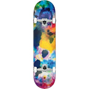 Globe Full On Complete Skateboard - Colour Bomb 7.75''