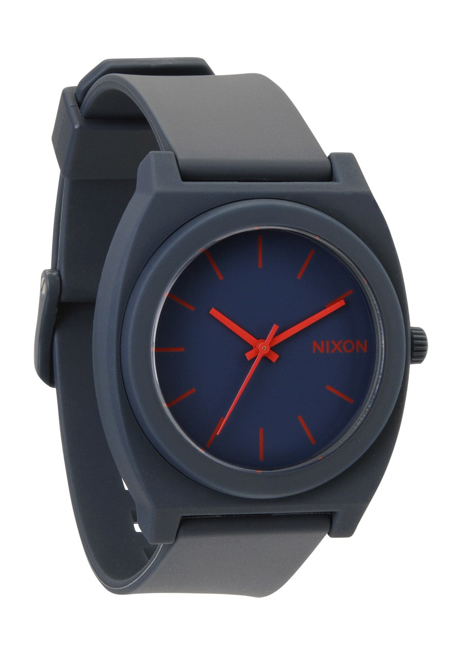 Nixon Time Teller P Watch  Matte Navy