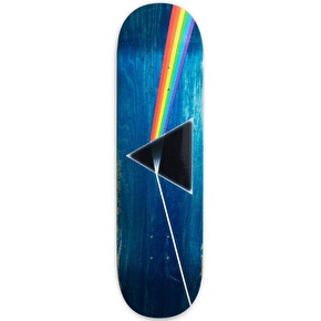 Habitat X Pink Floyd Dark Side Of The Moon Skateboard Deck - 8.5