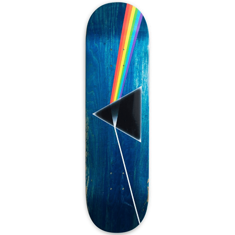 Habitat X Pink Floyd Dark Side Of The Moon Skateboard Deck - 8.5""
