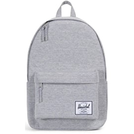 Herschel Classic X-Large Backpack - Light Grey Crosshatch