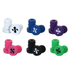Sacrifice Bar Ends (pair) - Assorted Colours