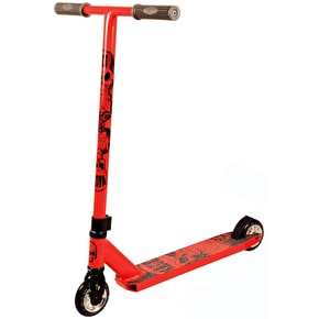 Madd Hatter Kick Extreme II Complete Scooter - Red