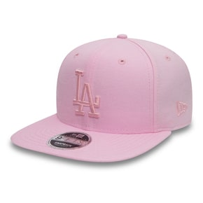 New Era MLB Oxford 9Fifty - LA Dodgers Cap - Pink