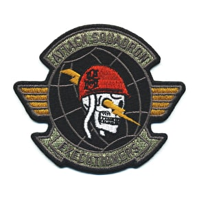 Rebel8 Executioners Patch - Black