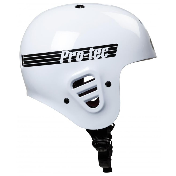 Pro-Tec Full Cut Certified Helmet - Gonz White