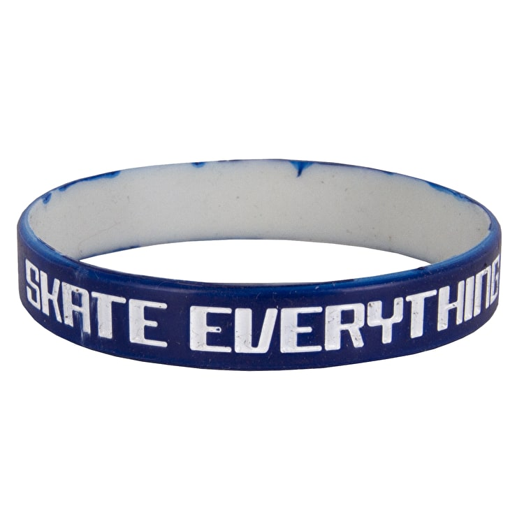 Braille Skate Everything Wrist Band