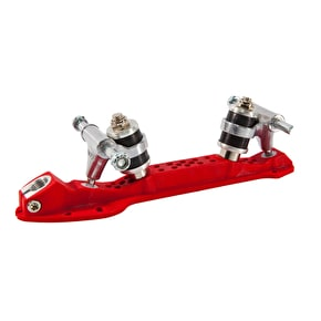 Crazy Skates Apollo Plate- Red