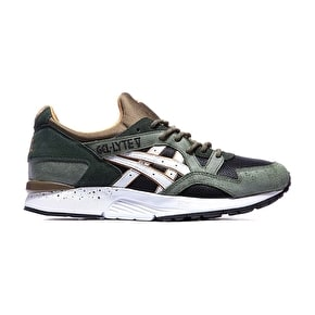 Asics Gel-Lyte V 'Winter Trail Pack' Shoes - Black/Green