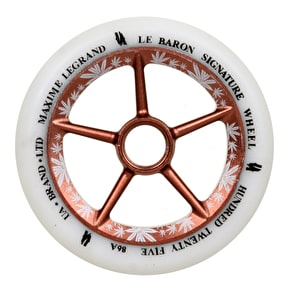 UrbanArtt 125mm Le Baron Wheels - Copper/White