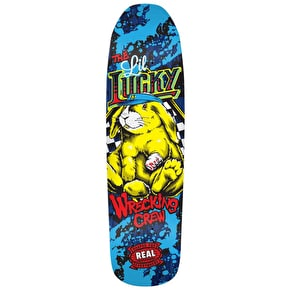 Real Wrecking Crew Skateboard Deck - Lil Lucky 8.9''