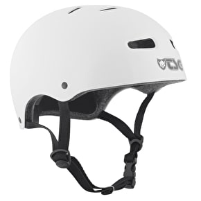 TSG Evolution Injection Helmet- White dont use