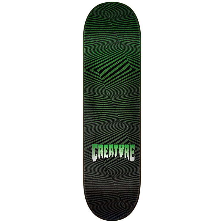 "Creature Web Of Dislocation Skateboard Deck - 8.3"" Gravette"