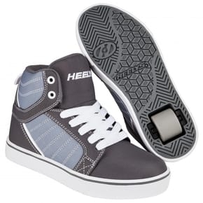 Heelys Uptown - Black/Charcoal/White