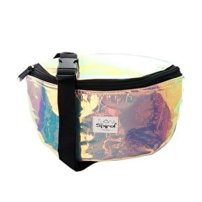Spiral Harvard Holographic Bum Bag