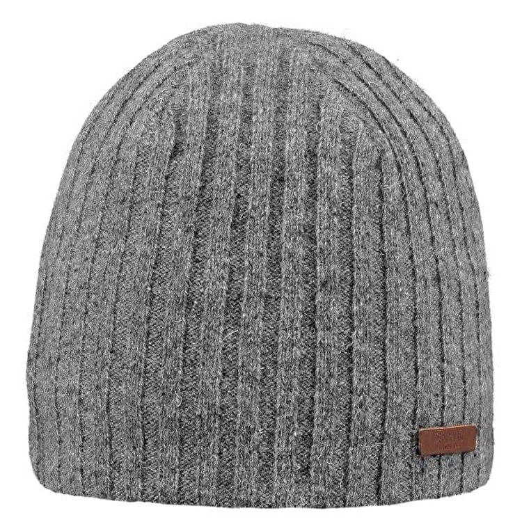 Barts Haakon Beanie - Heather Grey