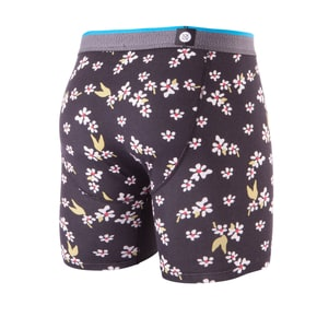 Stance Light Flowers Boxers - Black