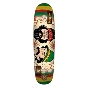 Flip Tom's Friends 20th Anniversary Skateboard Deck - 8
