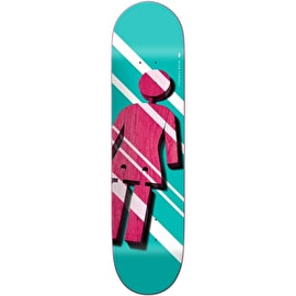 Girl Shutter OG - Mike Carroll Skateboard Deck 8.375