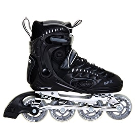 B-Stock SFR RX-XT Inline Skates - Black/Black - UK 12 (Box Damage)
