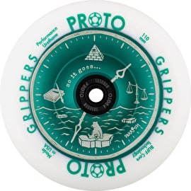 Proto Time's Up Grippers Pro Scooter Wheel 110mm - Parrish Isaacs