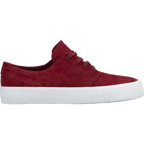 Nike SB Zoom Janoski HT Skate Shoes - Team Red/Team Red