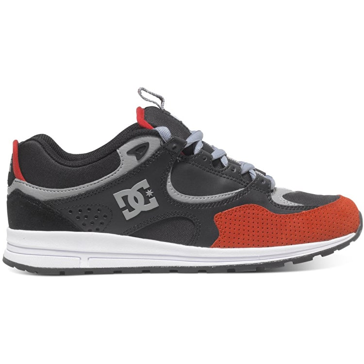 DC Kalis Lite Shoes - Black/Red