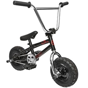 B-Stock Venom 2016 Mini BMX - Black (Box damage, cosmetic scratches)