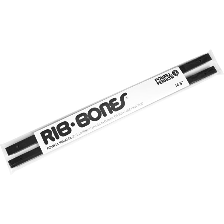 Powell Peralta Rib Bones Rails - Black 14.5""