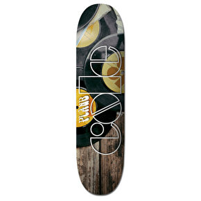 Plan B Skateboard Deck - Tunes Cole 8.5