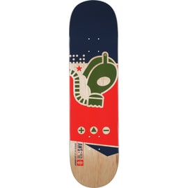 Alien Workshop Gas Mask Skateboard Deck - 8.25