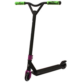 Razor Pro x Grit Custom Stunt Scooter - Cheapshots Black/Purple