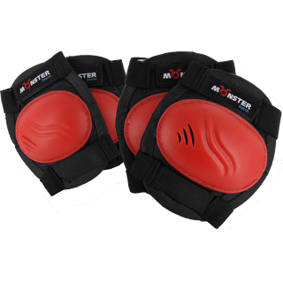 Monster Double Pad Set - Knee and Elbow