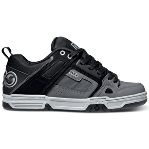 DVS Comanche Shoes - Black Trubuck/Gunny