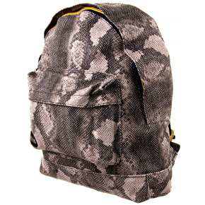 Mi-Pac Backpack - Rattlesnake Black/Grey