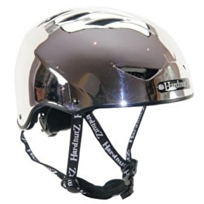 B-Stock HardnutZ Auto Chrome Helmet - 54-58cm (No original box)