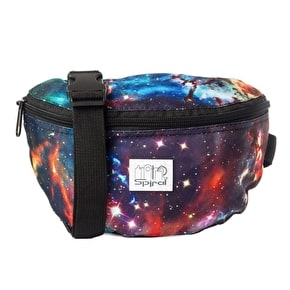 Spiral Harvard Bum Bag - Galaxy Neptune