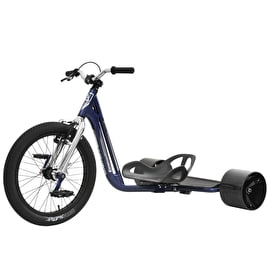 Triad Underworld 3 Drift Trike - Blue/Chrome
