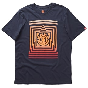 Element T-Shirt - Gradient - Eclipse Navy